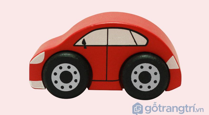 Do-cho-go-mo-hinh-xe-taxi-mau-do-GHB-810