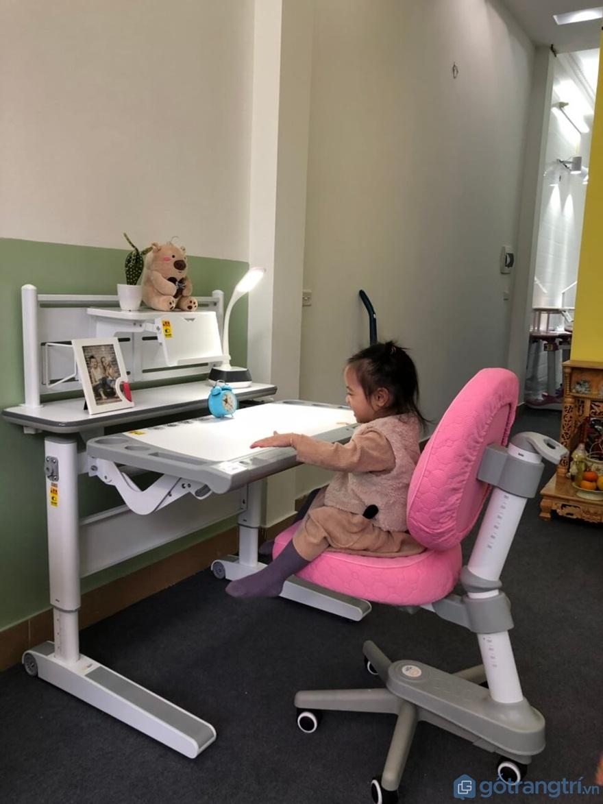 Chọn bàn học cho bé 3 tuổi, 4 tuổi, 5 tuổi: Hình thức - Ảnh: Internet