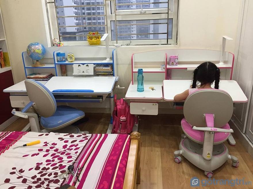 Bật mí cách chọn bàn học cho bé 4 tuổi cực kỳ chuẩn xác - Ảnh: Internet