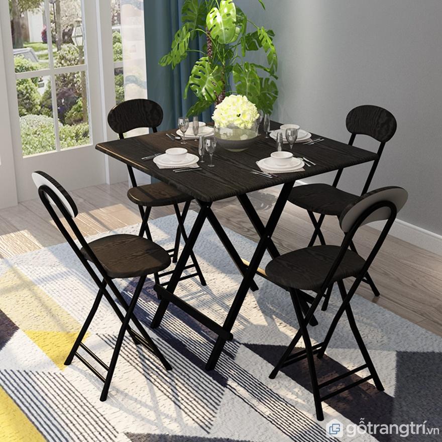 [Tham khảo ngay]: Cách bộ bàn ăn 4 ghế giá rẻ Hà Nội chất lượng - Ảnh: Internet