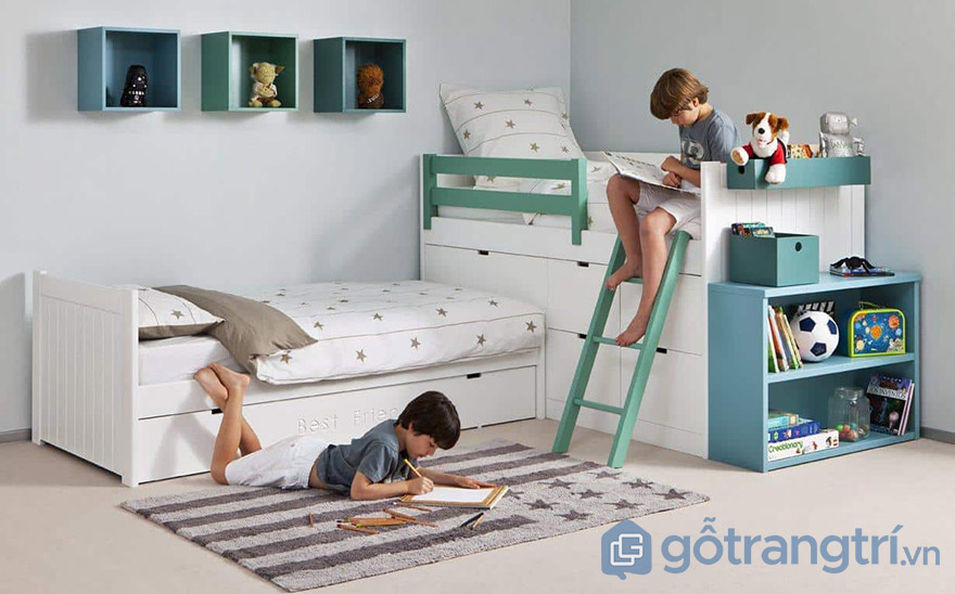 Giường ngủ cho trẻ em