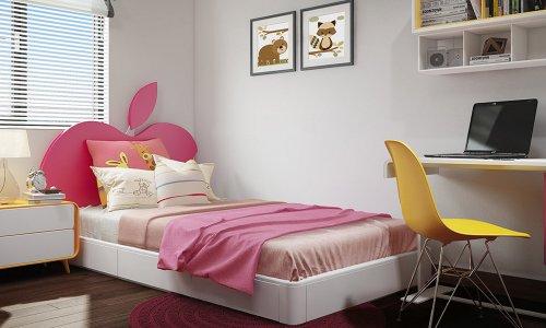 Tổng hợp mẫu giường ngủ cho trẻ em HOT nhất trên thị trường