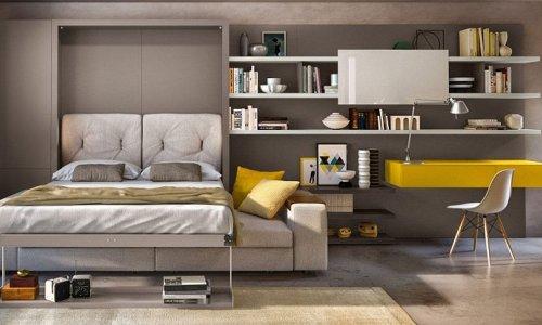Giường đa năng - Sản phẩm nội thất sáng tạo cho mọi không gian