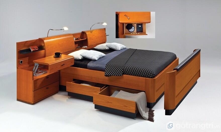 Những sự cố xảy ra khi sử dụng giường đa năng - Ảnh: Internet