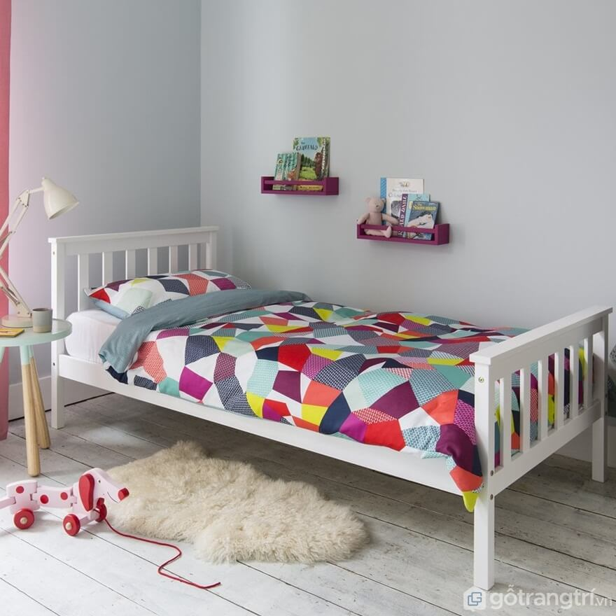 [Tìm hiểu]: Kích thước giường đơn hiện nay là bao nhiêu? - Ảnh: Internet