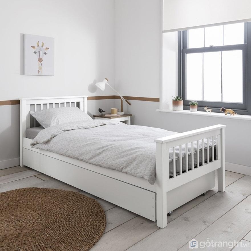 Giường ngủ đơn kén đối tượng sử dụng - Ảnh: Internet