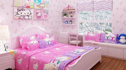 Những mẫu giường ngủ cho bé gái 10 tuổi đẹp nhất hiện nay