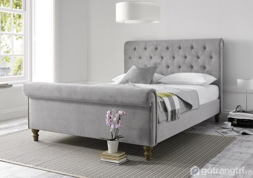 Giường ngủ Hàn Quốc dáng sofa mẫu 05 - Ảnh: Internet