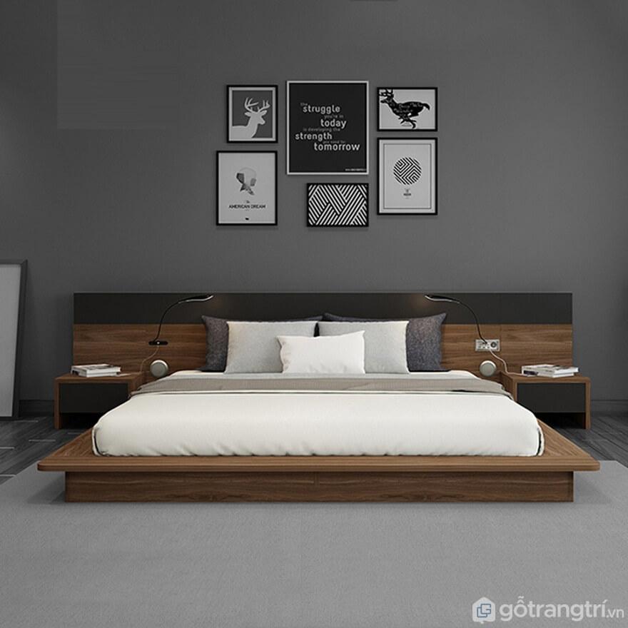 Giường ngủ đơn giản: Chất lượng sản phẩm - Ảnh: Internet