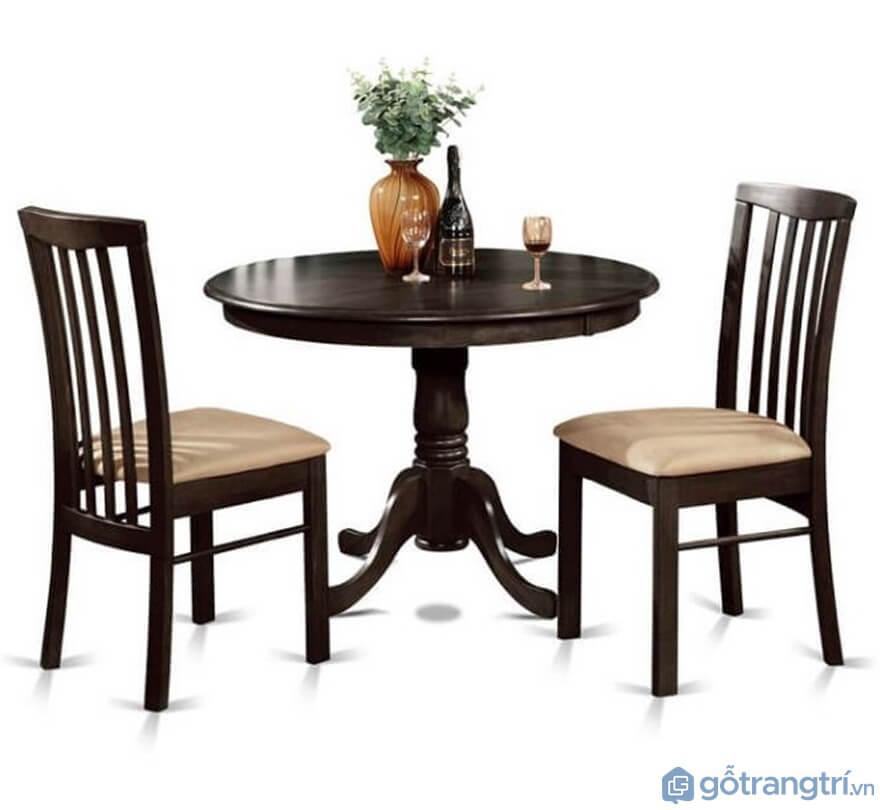 4 ý tưởng thiết kế độc đáo giúp bàn ăn nhà bếp 2 ghế đẹp hút hồn - Ảnh: Internet
