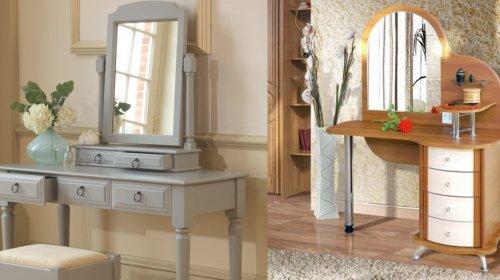7 nguyên tắc cơ bản giúp bạn lựa chọn bàn trang điểm gỗ đẹp