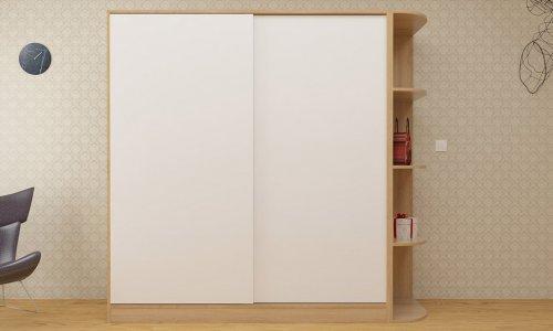 Có nên lựa chọn tủ quần áo cửa lùa hay không?