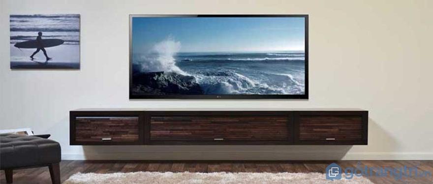 Các tiêu chí chọn lựa kệ tivi giá rẻ dưới 1 triệu tphcm chuẩn đẹp - Ảnh: Internet