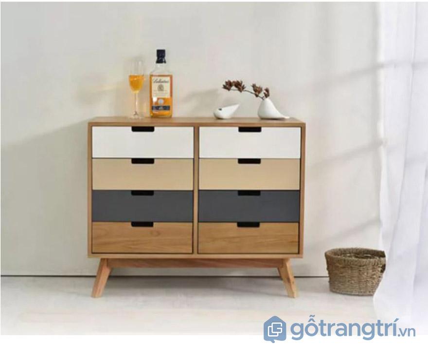 Tủ để đồ gỗ tiện ích