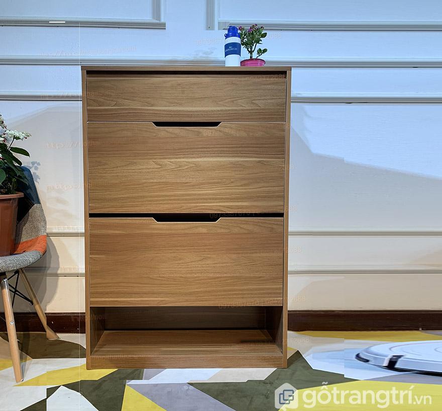 bảo quản tủ giày gỗ