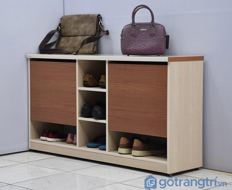Tủ giày mini gỗ