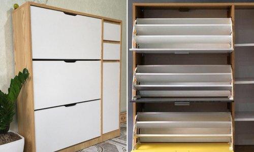 [Hỏi đáp]: Mua tủ giày thông minh Đà Nẵng ở đâu chất lượng?