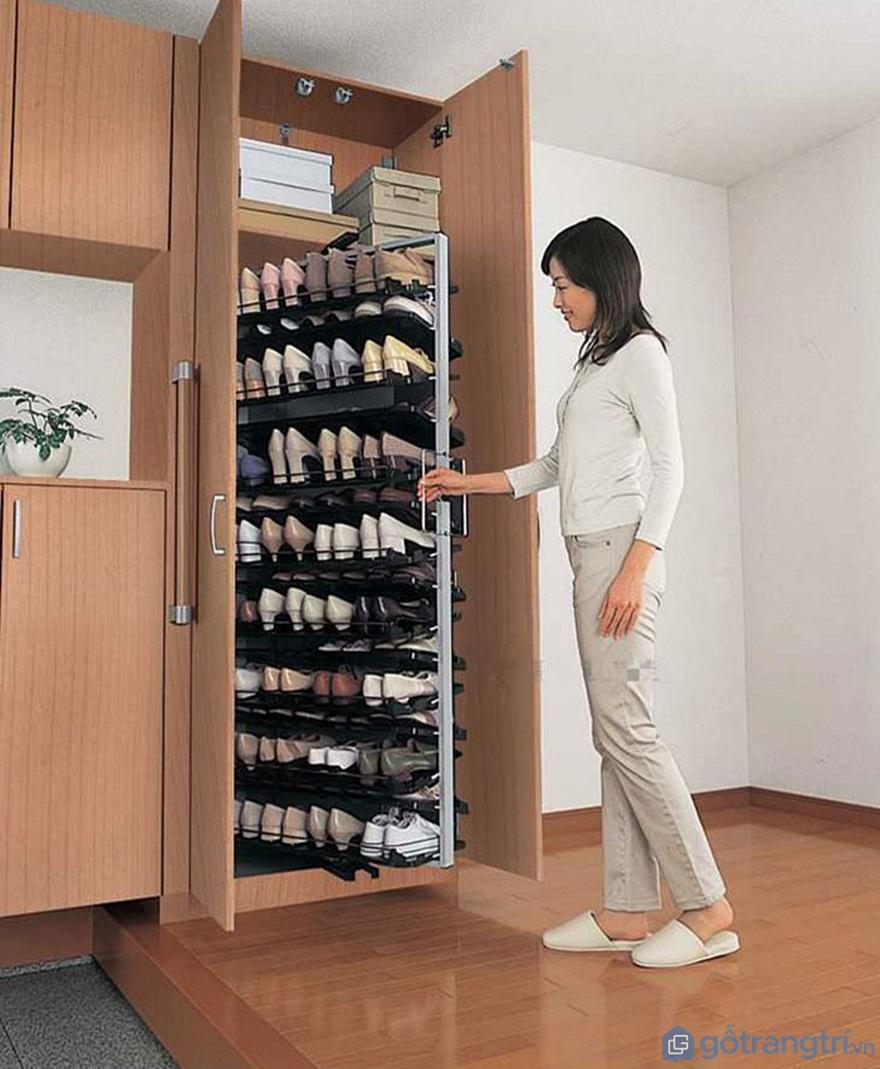 Tủ giày thông minh - Ảnh: Internet