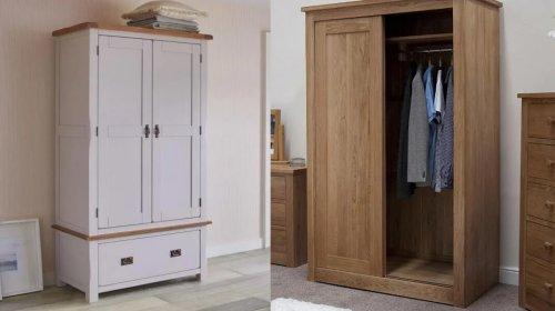 Tủ quần áo 1m2 và những điều cần phải biết trước khi mua