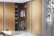 Tủ quần áo chữ L - Giải pháp cho không gian sống hoàn hảo