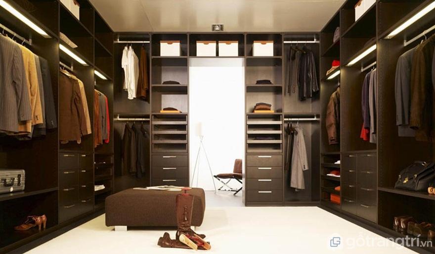 Tủ quần áo thông minh - Nội thất sang trọng cho mọi ngôi nhà - Ảnh: Internet