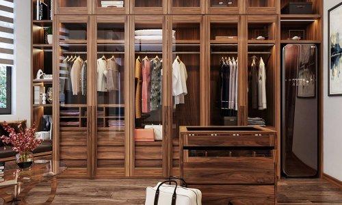 Tủ quần áo thông minh - Nội thất sang trọng cho mọi ngôi nhà