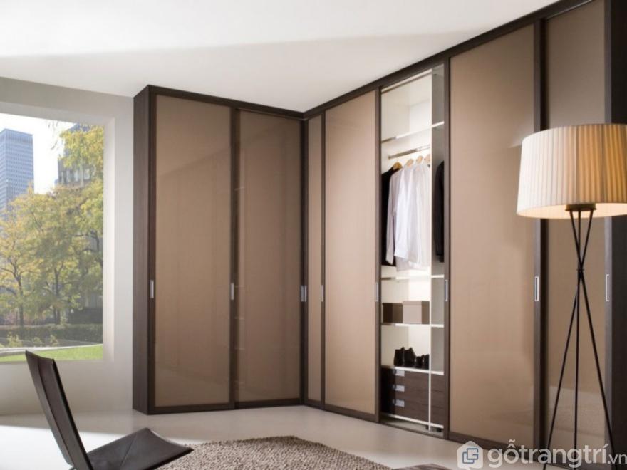 Tủ quần áo treo tường - Giải pháp thông minh cho không gian nhà nhỏ