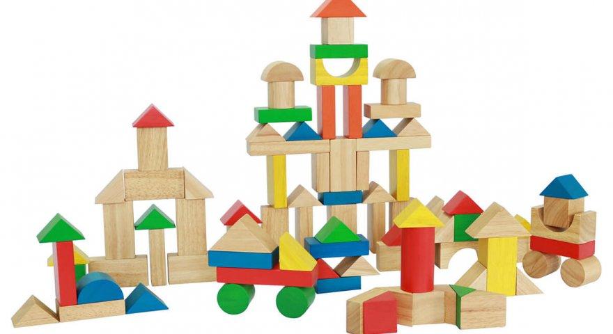 Bí quyết lựa chọn đồ chơi xếp hình cho bé phù hợp lứa tuổi
