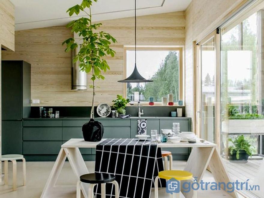 Cách trang trí cây cảnh trong nhà