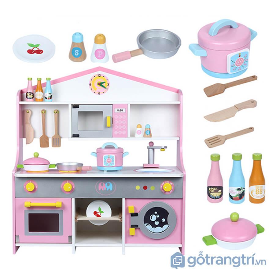 Đồ chơi nấu ăn cho bé đẹp