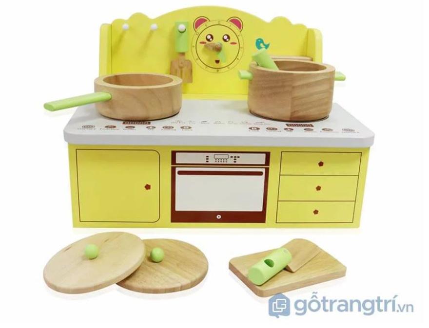 Đồ chơi nấu ăn cho bé tại gotrangtri.vn