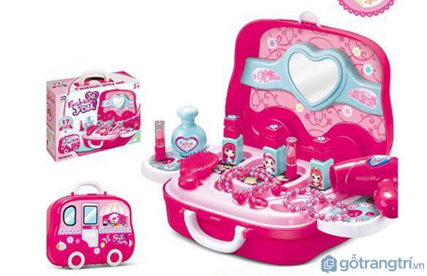 Chọn đồ chơi cho bé gái từ 3 - 6 tuổi - Ảnh: Internet