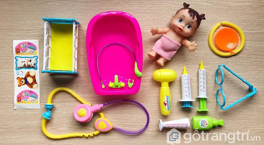 đồ chơi bác sĩ