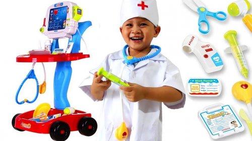 Đồ chơi bác sĩ – Món quà lý tưởng cho bé yêu