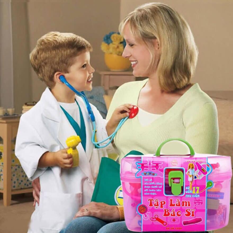 bộ đồ chơi bác sĩ đẹp