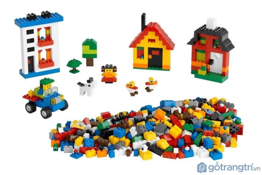 Bộ đồ chơi xếp hình Lego - Ảnh: Internet
