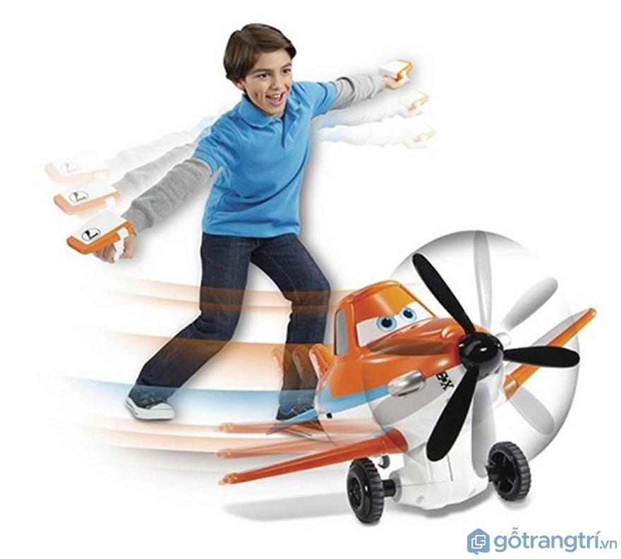 Ưu tiên món đồ chơi tăng cường hệ vận động - Ảnh: Internet