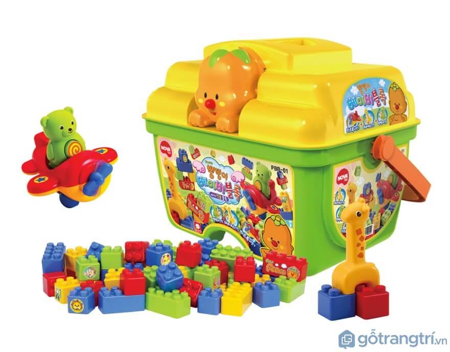Lựa chọn đồ chơi cho bé 3 tuổi bố mẹ cần lưu ý những điều gì? - Ảnh: Internet