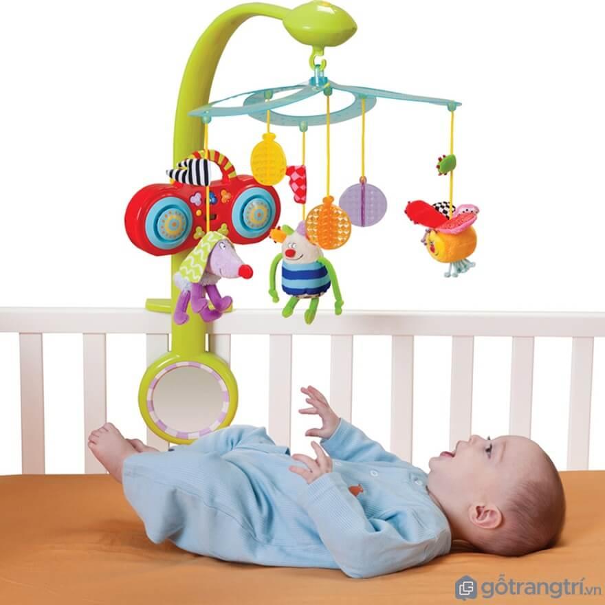 Đối với trẻ con ở giai đoạn trước 9 tháng tuổi - Ảnh: Internet