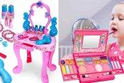 6 mẫu đồ chơi trang điểm tuyệt vời dành tặng cho bé yêu