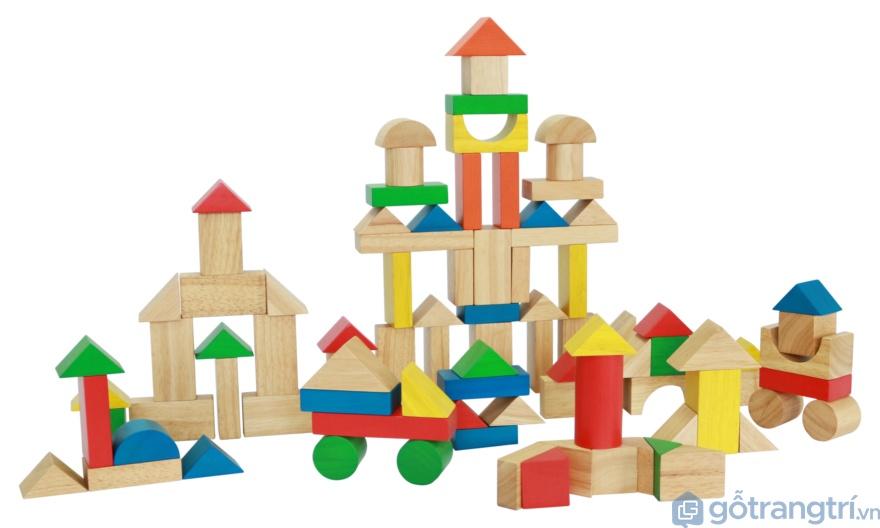Đồ chơi trẻ em an toàn lại kích thích trí tuệ - Mẹ đã biết chưa? - Ảnh: Internet