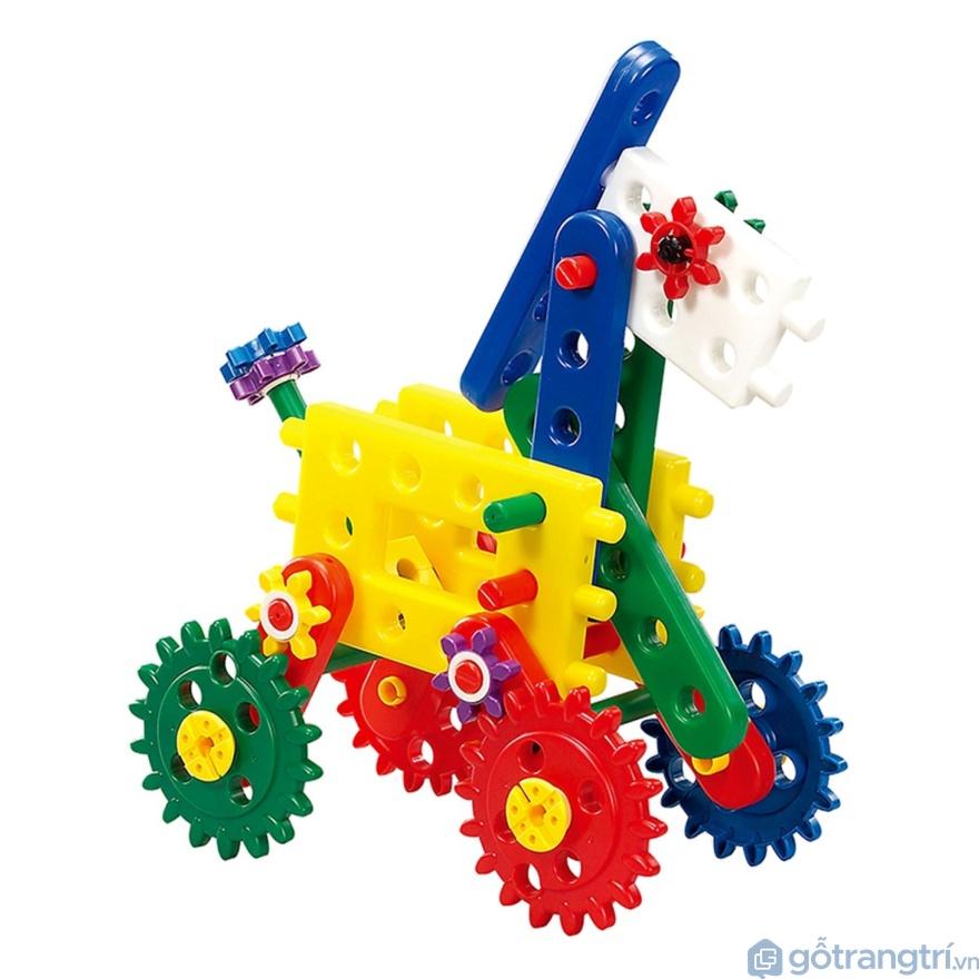 Đồ chơi trẻ em an toàn lại kích thích trí tuệ
