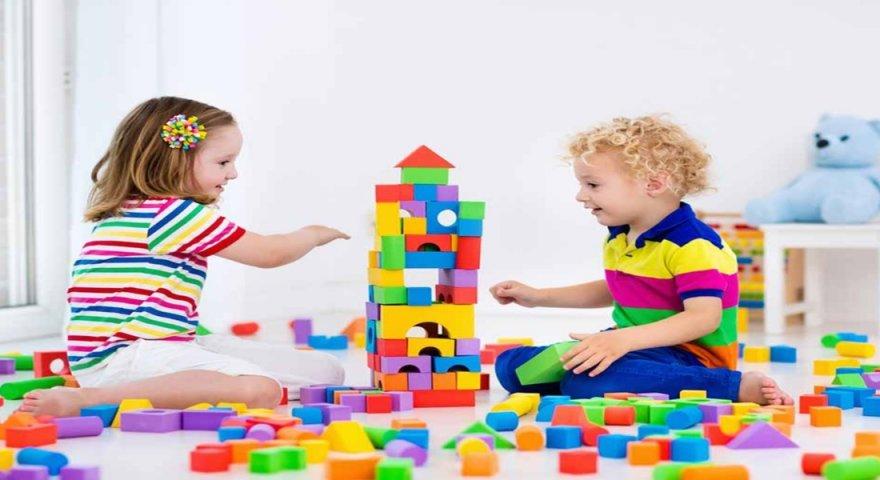 Đồ chơi trẻ em an toàn lại kích thích trí tuệ - Mẹ đã biết chưa?