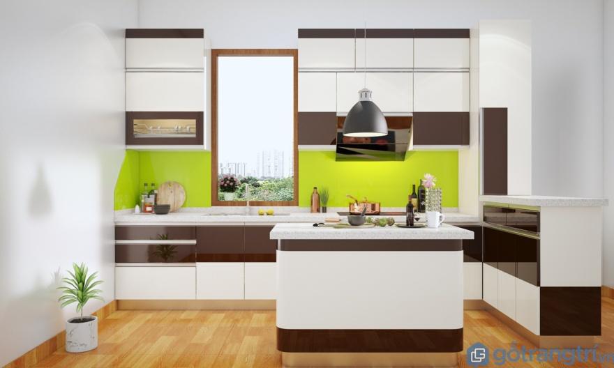 Kích thước tủ bếp tiêu chuẩn theo thực tế người sử dụng - Ảnh: Internet