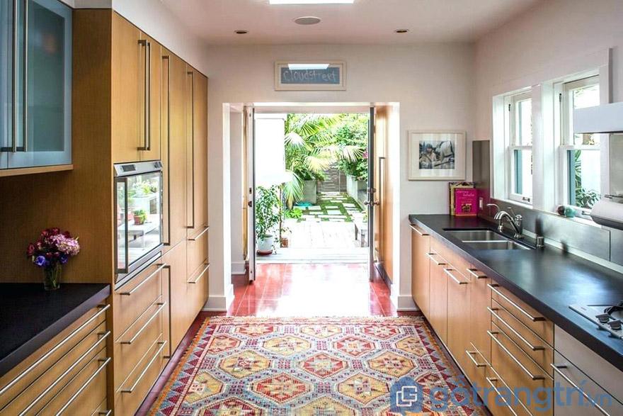 Giá thảm trải sàn nhà bếp