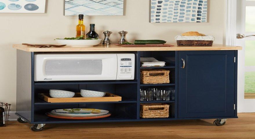 Ý tưởng thiết kế tủ bếp đẹp và độc đón đầu xu hướng 2020