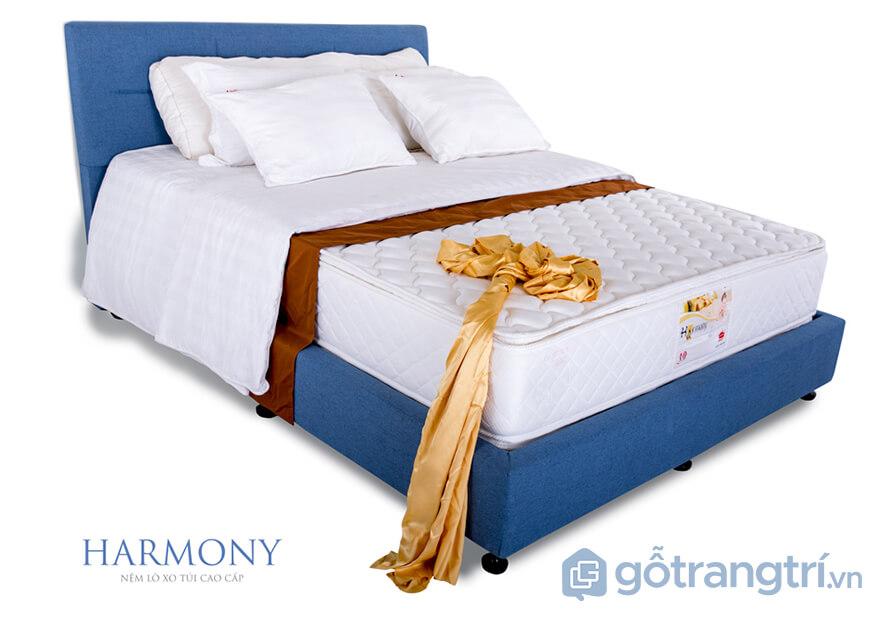 Nệm lò xo túi Harmony 100 x 200 x 30cm GHN-268