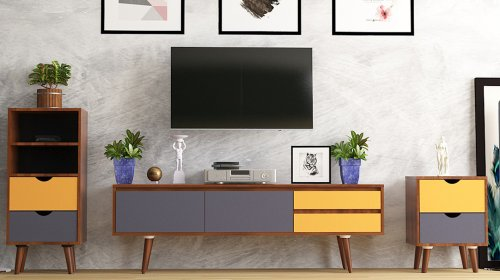 BST Kệ tivi phòng khách hiện đại đẹp và cực sang