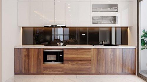 100+ Mẫu tủ bếp cho nhà nhỏ hóa rộng cực đẹp