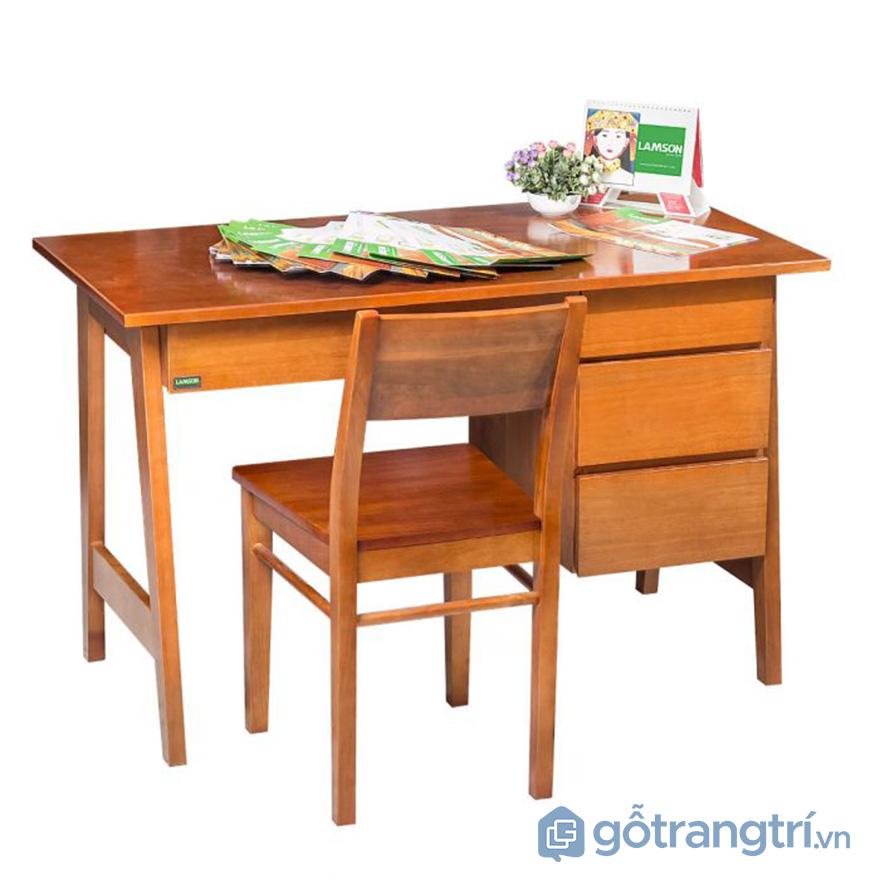 Ghế làm việc bằng gỗ tự nhiên